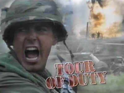 tour of duty explosion stephen caffrey